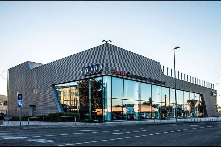 Audi Centrum Budapest