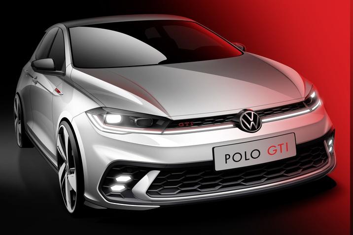 új Polo GTI