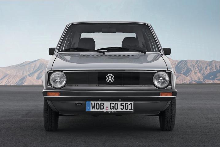 VW Golf I.
